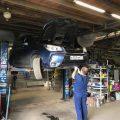 Subaru Forester SJ. Часть IV. Подготовка к тюнингу Stage II. Установка даунпайпа.